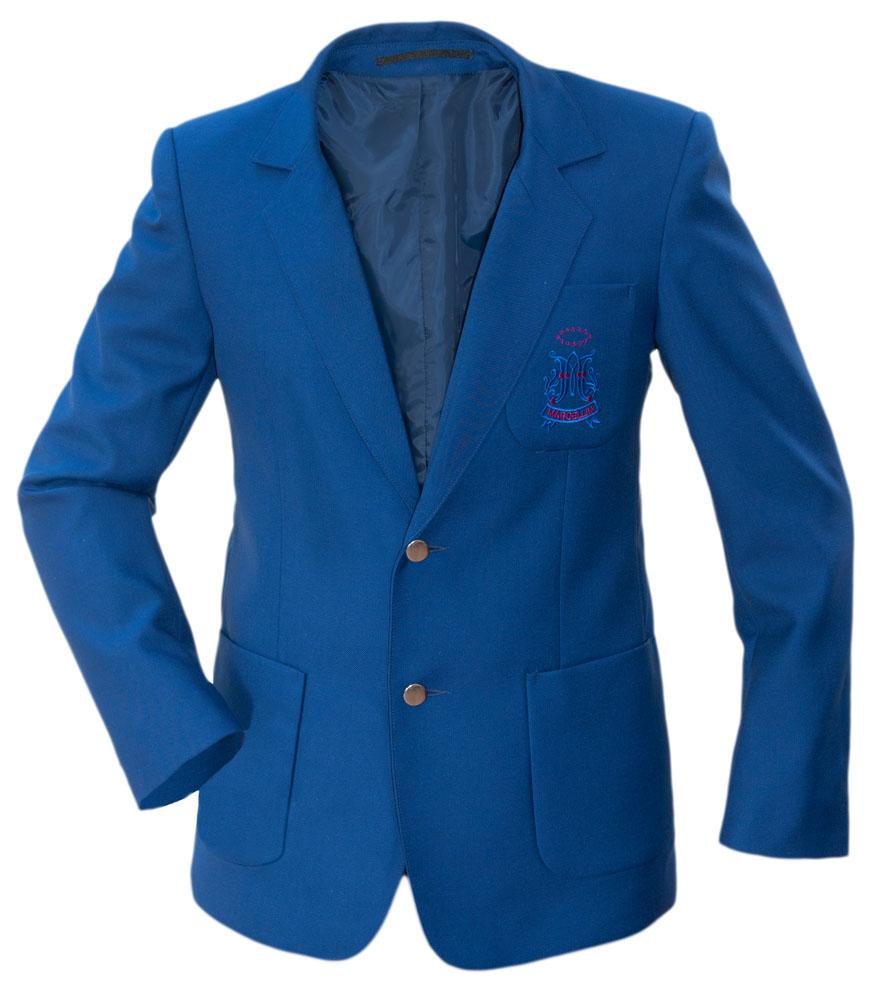 e2382590d Boys School Blazer Patch Pockets - Taleb Australia